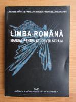 Grigore Brancus - Limba romana, manual pentru studentii straini