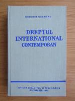 Anticariat: Grigore Geamanu - Dreptul international contemporan (volumul 2)