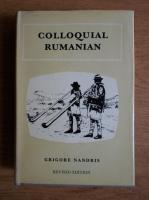 Grigore Nandris - Colloquial Rumanian