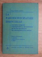 Grigore Osipov Sinesti - La paradontopathie essentielle