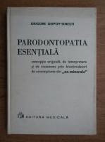 Grigore Osipov Sinesti - Parodontopatia esentiala