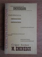 Anticariat: Grigore Scorpan - Mihai Eminescu. Studii si articole