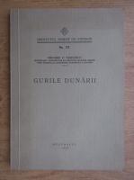 Anticariat: Grigore Vasilescu - Gurile Dunarii