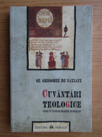 Anticariat: Grigorie de Nazianz - Cuvantari teologice