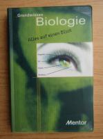 Anticariat: Grundwissen. Biologie. Alles auf einen Blick