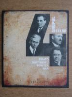 Grupul celor 4, Sirato, Tonitza, Dimitrescu, Han