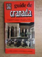 Anticariat: Guide de Granada