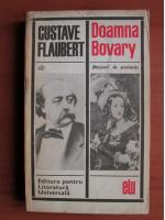 Anticariat: Gustave Flaubert - Doamna Bovary