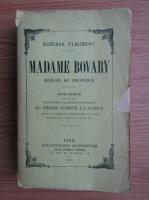 Gustave Flaubert - Madame Bovary (1929)