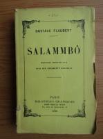 Anticariat: Gustave Flaubert - Salammbo (1928)