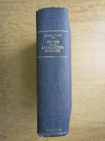Gustave Lanson - Histoire de la litterature francaise (1909)