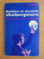 Anticariat: Guy Boquet - Theatre et societe Shakespeare
