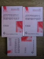 Anticariat: H. Barthel, W. Klunker - Synthetic repertory. Psychic and General Symotoms of the Homeopathic Materia Medica (3 volume)