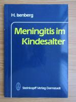 Anticariat: H. Isenberg - Meningitis im Kindesalter