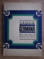 H. Muller - Limba germana. Manual pentru clasa a X-a liceu si anul II licee de specialitate (anul II studiu)