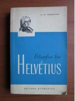 Anticariat: H N Momdjian - Filozofia lui Helvetius