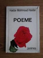 Anticariat: Haidar Mahmoud - Poeme