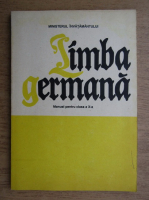Hans Muller - Limba germana, Manual pentru clasa a X-a