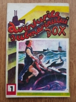 Anticariat: Hans Walldorf - Aventurile submarinului Dox. Grozaviile marilor (volumul 1)
