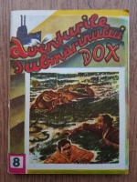 Anticariat: Hans Warrem - Aventurile submarinului Dox. Capitanul Henry (volumul 8)