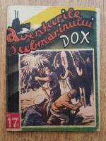 Anticariat: Hans Warrem - Aventurile submarinului Dox. Demonul fluviului (volumul 17)