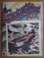 Anticariat: Hans Warrem - Aventurile submarinului Dox (volumul 6)