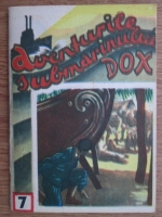Anticariat: Hans Warrem - Aventurile submarinului Dox (volumul 7)