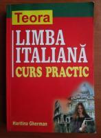Haritina Gherman - Limba italiana, curs practic