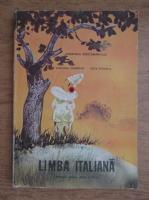 Anticariat: Haritina Gherman - Limba italiana, manual pentru clasa a 4-a