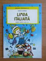 Anticariat: Haritina Gherman - Limba italiana. Manual pentru clasa a II-a (1990)