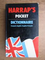 Anticariat: Harrap's pocket dictionnaire francais-anglais, anglais-francais