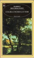 Harriet Beecher Stowe - Coliba unchiului Tom (Rao Clasic)