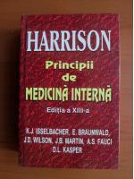 Harrison - Principii de medicina interna (editia a 13 a, 1997)