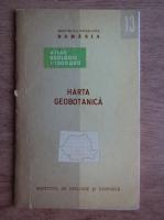 Harta geobotanica a Republicii Socialiste Romania