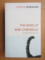 Haruki Murakami - The wind-up bird chronicle