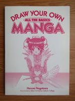 Haruno Nagatomo - Draw your own manga