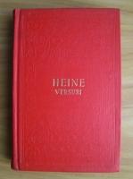 Anticariat: Heine - Versuri (coperti cartonate)