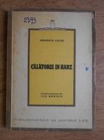 Anticariat: Heinrich Heine - Calatorie in Harz (1946)
