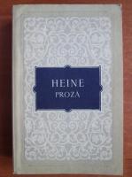 Anticariat: Heinrich Heine - Proza