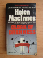 Anticariat: Helen Macinnes - Cloak of darkness
