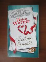 Anticariat: Helen Warner - Invitatie la nunta
