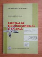 Helgomar Raducanescu - Esential de biologie generala si animala