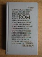 Anticariat: Helmuth Niederle - Europa Erlesen Rom