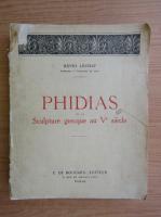 Anticariat: Henri Lechat - Phidias et la Sculpture grecque au Ve siecle (1924)