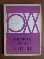 Anticariat: Henri Salvat - Inteligenta, mituri si realitati