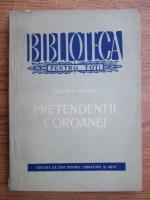 Anticariat: Henrik Ibsen - Pretendentii coroanei (os domnesc)