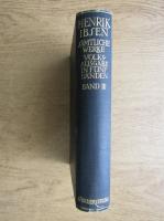 Henrik Ibsen - Samtliche werke (1917)
