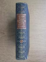 Henrik Ibsen - Samtliche werke (volumul 1)