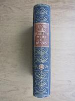 Henrik Ibsen - Samtliche Werke (volumul 3, 1920)