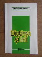 Anticariat: Henry Bauchau - Diotima si leii